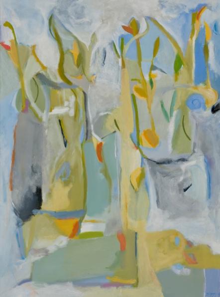 Daffodil - Acrylic 30X40